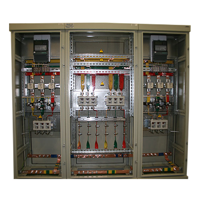 Buy Assembling the ventilation control panels