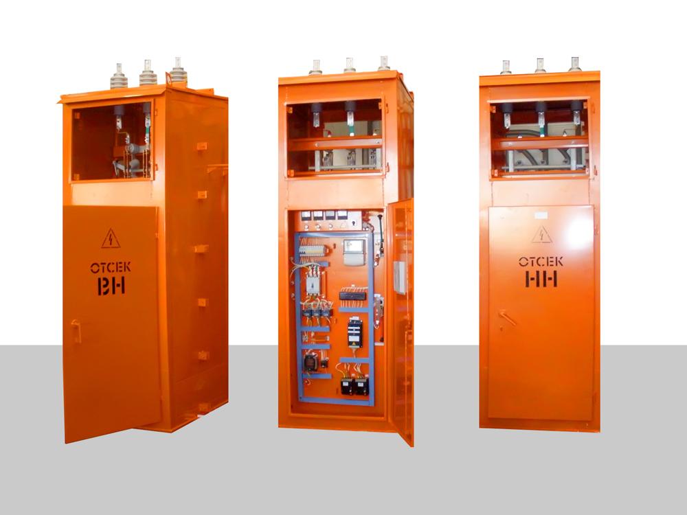 Купить Комплектные распределительные устройства наружной установки (передвижные) серии ЯКНО (ПККЗ)