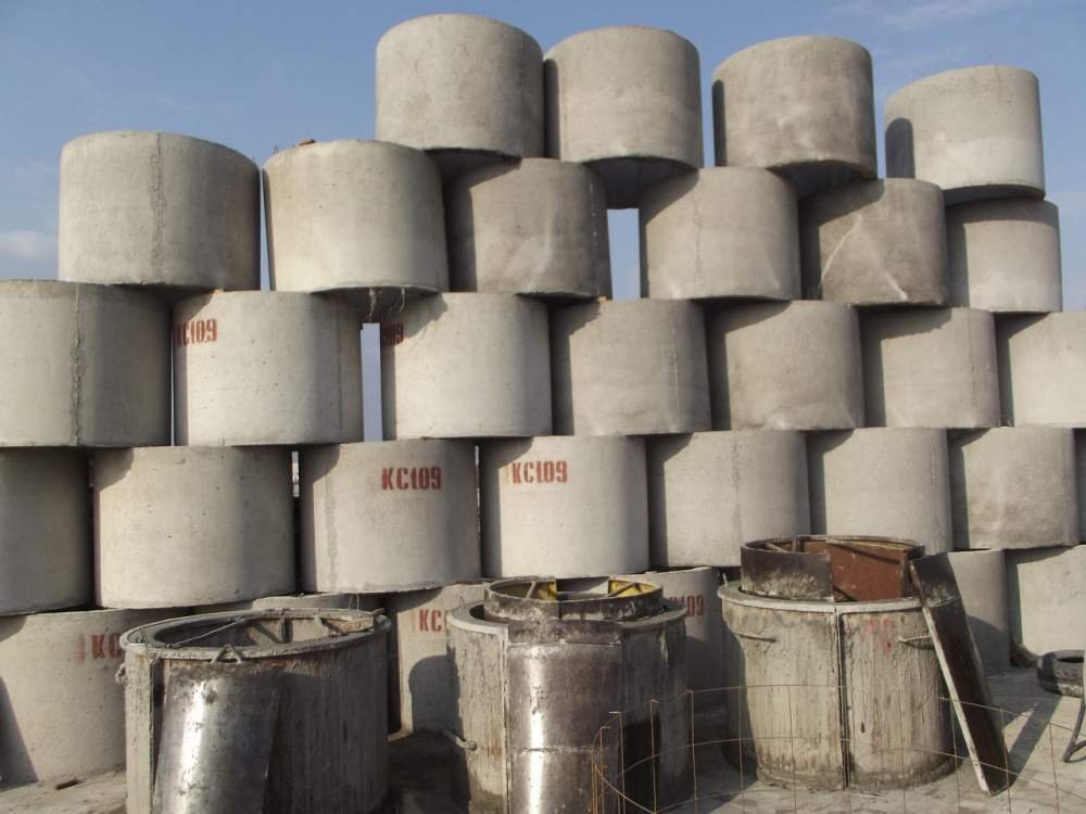 Buy Reinforced concrete rings for wells