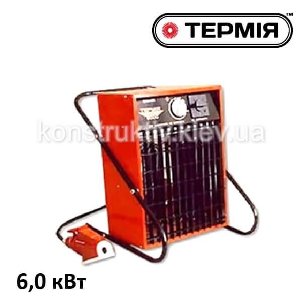 Промышленный тепловентилятор АО ЭВО 6,0/0,4 (3х380В) УХЛ 3.1, Термія 6000 Вт