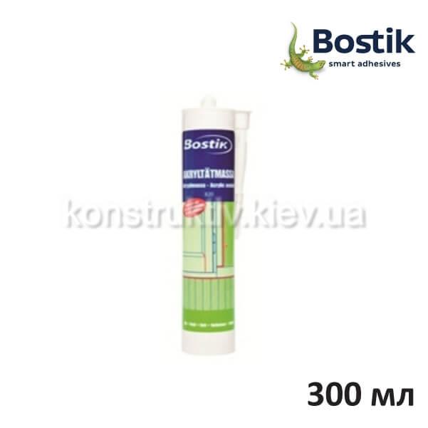 Герметик акриловый латексный Acryltatmassa 820 / Акрилтатмасса 820, 300 мл