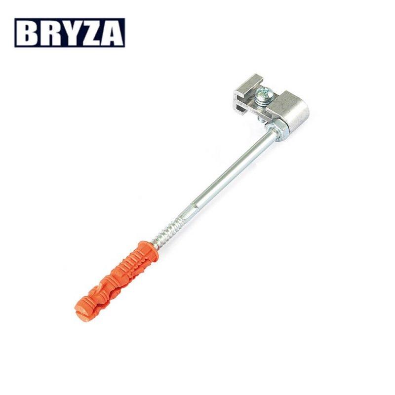 Крюк хомута металлический 160 мм, BRYZA 100