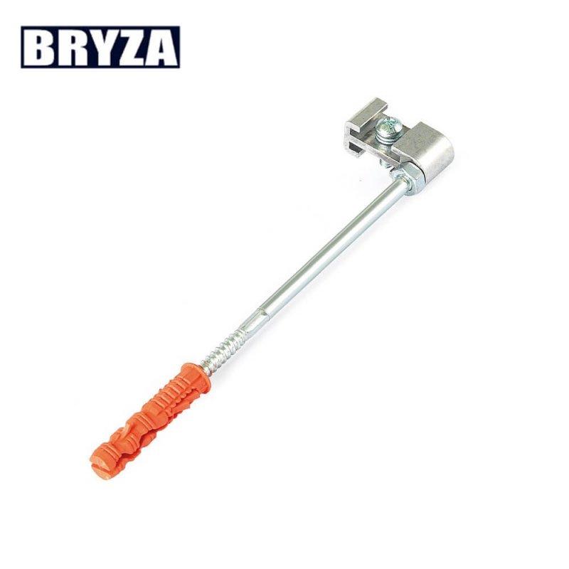 Крюк хомута металлический 180 мм, BRYZA 75