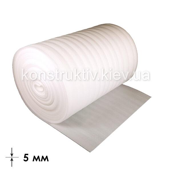 Подложка под ламинат ППЕ 5мм*1м*50м