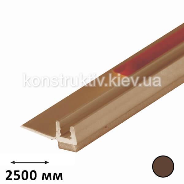 Профиль примыкания оконных откосов 2,5 м (коричневый)
