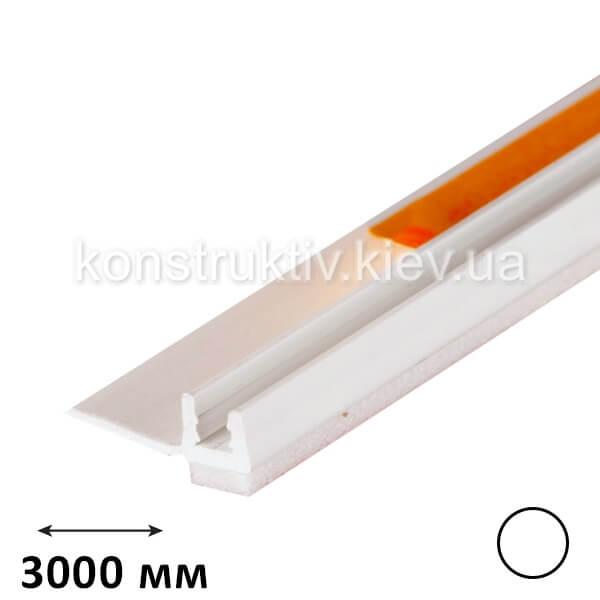 Профиль примыкания оконных откосов 3,0 м (белый)
