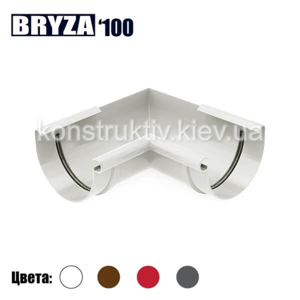 Угол внешний/внутренний 90 гр., BRYZA 100