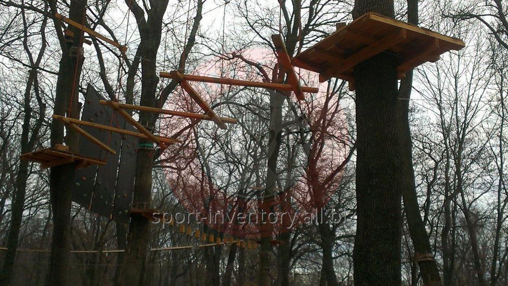 Веревочный парк подростковый