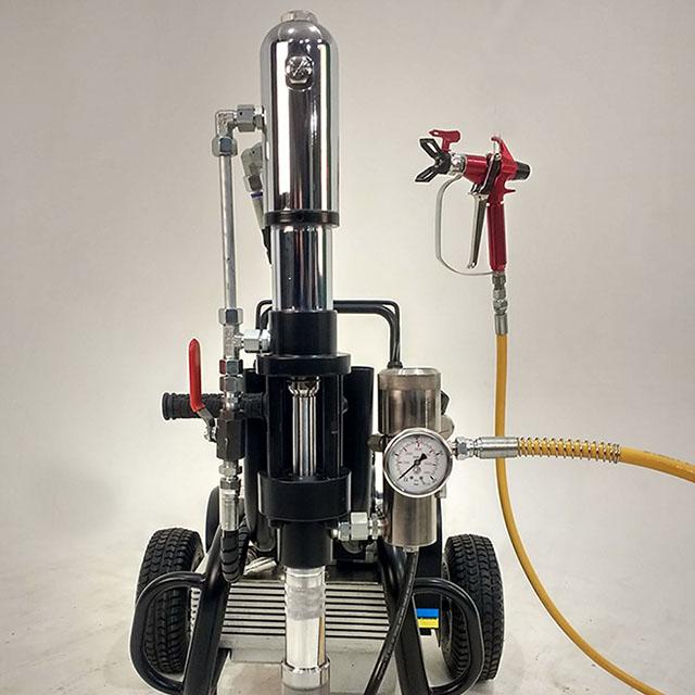 Купить Оборудование высокого давления для напыления огнезащиты ProfySpray HS 8
