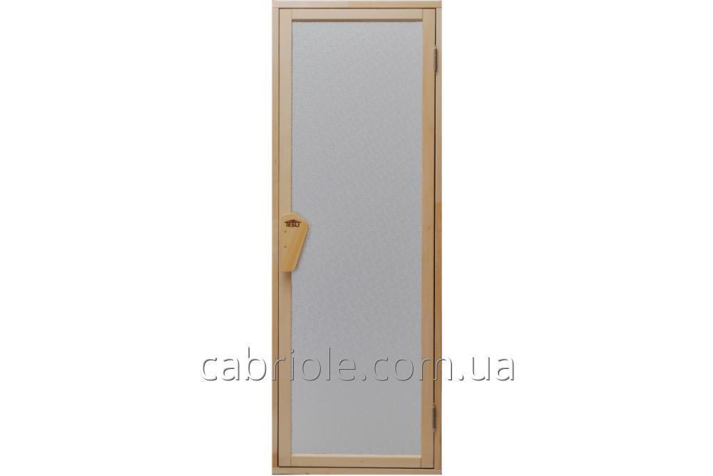 Дверь для бани и сауны UNO Diamant 1900 х 700 мм
