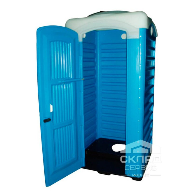 Купить Туалетная кабина Стандарт 2450х1200х1200 мм