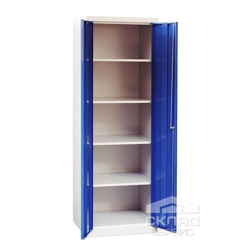 Купить Металлический шкаф хозяйственный Smd-60 (1800x600x500 мм)