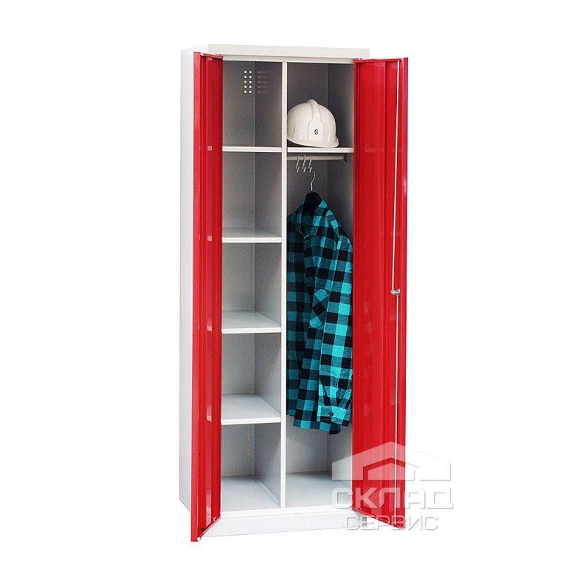 Купить Металлический шкаф хозяйственный Smd-61 (1800x600x500 мм)