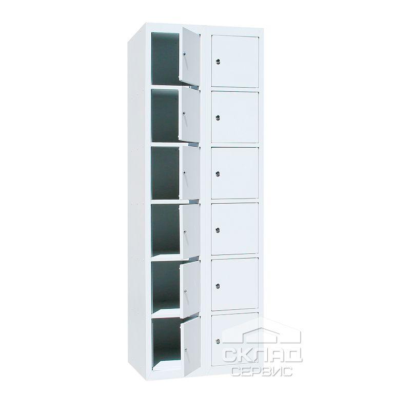 Купить Ячеечный шкаф ШО-300/2-12 (1800x600x500 мм)