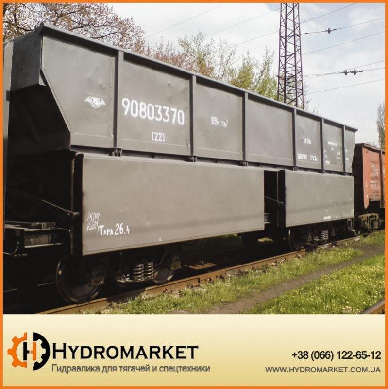 Купить Вагон для угля и др. сыпучих грузов модель 12-4034-02, Днепровагонмаш