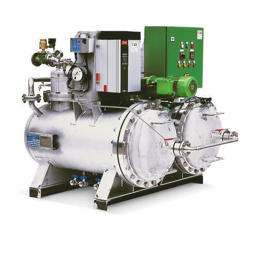 Купить Коалесцентный сепаратор для очистки воды Deoiler 2000 Filtration Group