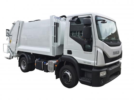 Купить Мусоровоз Iveco ML120E22 4x2 Euro 5 Vehicle, Katmerciler