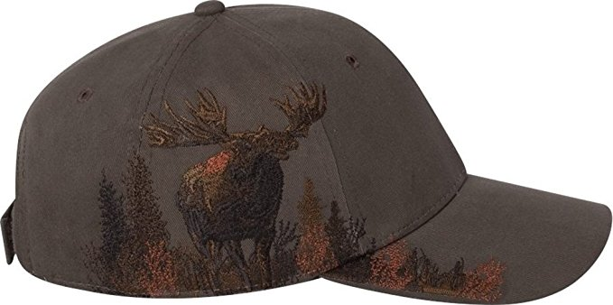Кепка для охоты DRI-DUCK Moose Wildlife Series cap