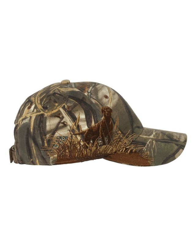 Кепка охотничья DRI DUCK Wildlife Series Labrador Hat