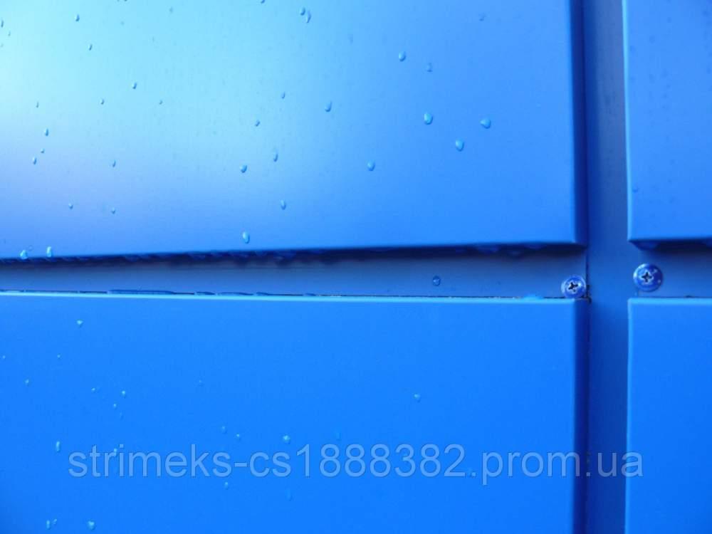 Фасадные кассеты 0,45 мм