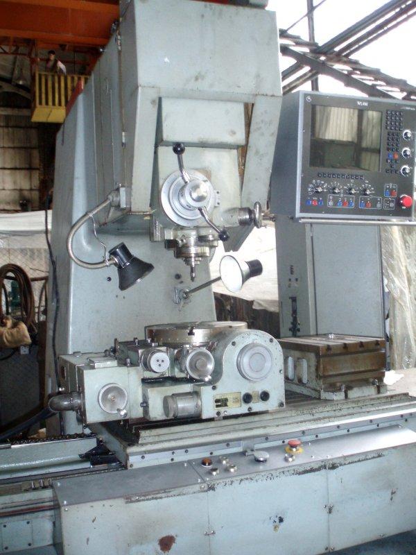 Координатно-расточной станок 2Е450АФ30 (630х1120) с ЧПУ фирмы «West Labs», LTD