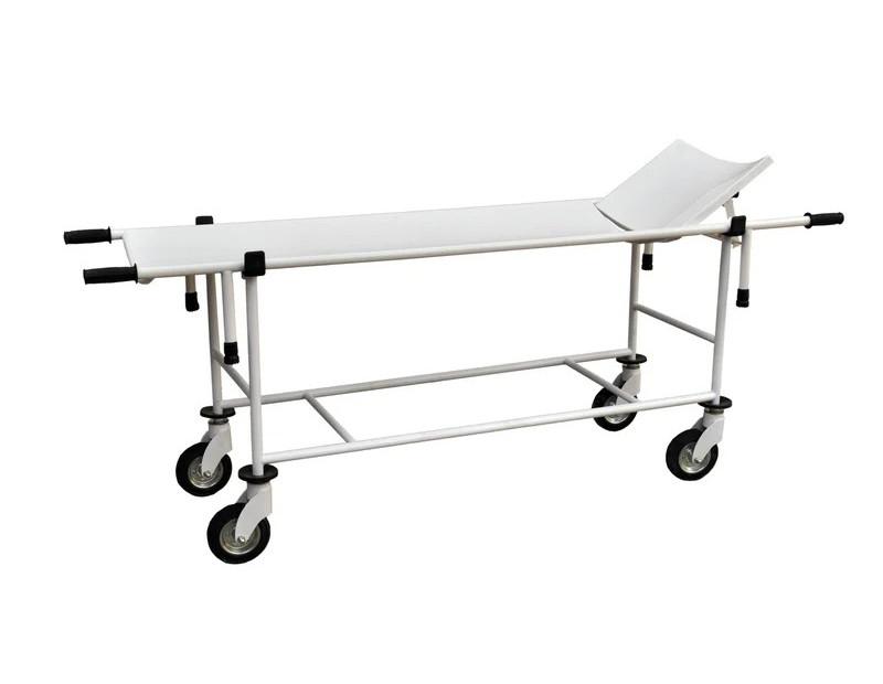 Каталка для транспортировки пациентов со съемными носилками, каталка медицинская функциональная ТБС-150 Завет