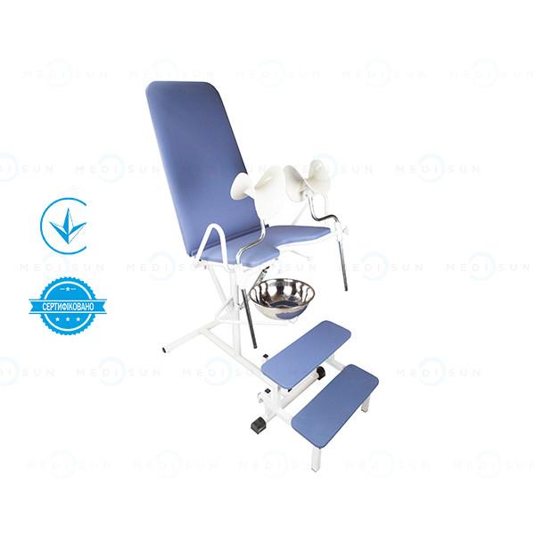 Кресло гинекологическое кг-1м медицинское Завет