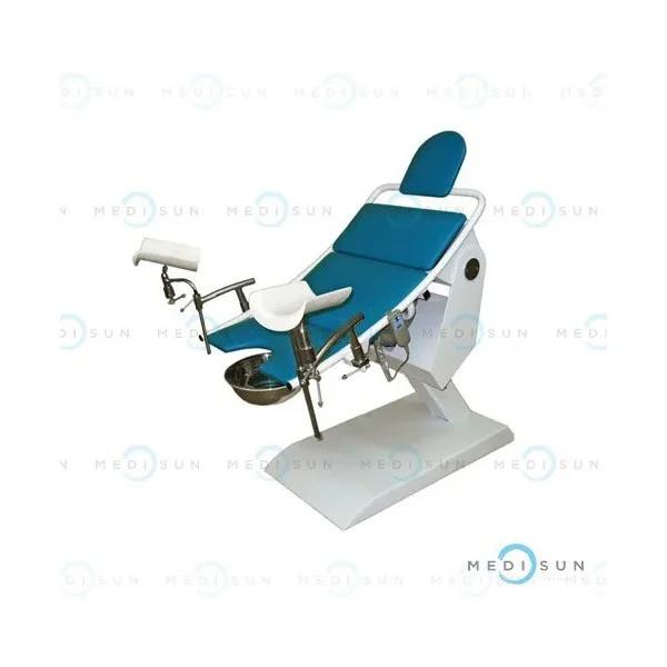 Кресло гинекологическое с электроприводом КГ-3Э Завет, кресло гинеколога смотровое