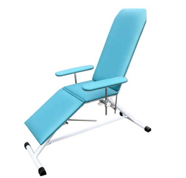 Стул донорский для забора крови (кресло сорбционное) ВР-1 медицинское Завет