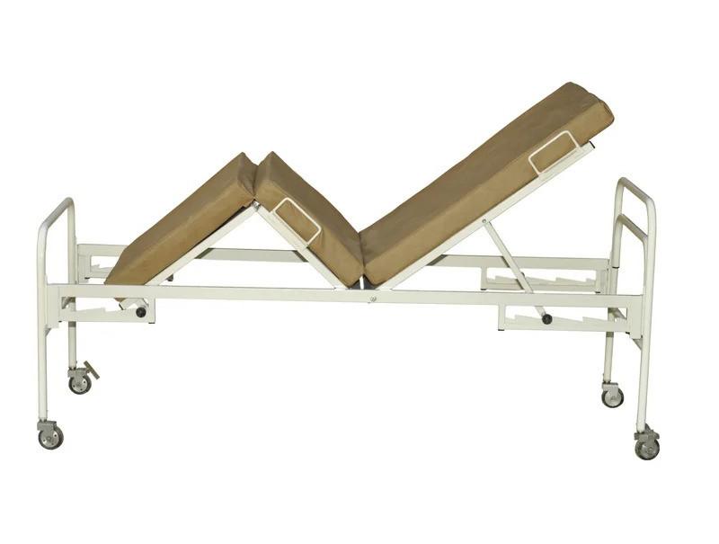 Кровать медицинская функциональная КФ-3М трехсекционная Завет
