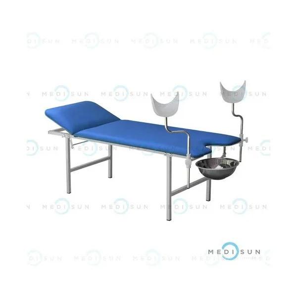 Кушетка медицинская ККГ Завет (больничная кушетка смотровая гинекологическая) для осмотра и процедур Завет