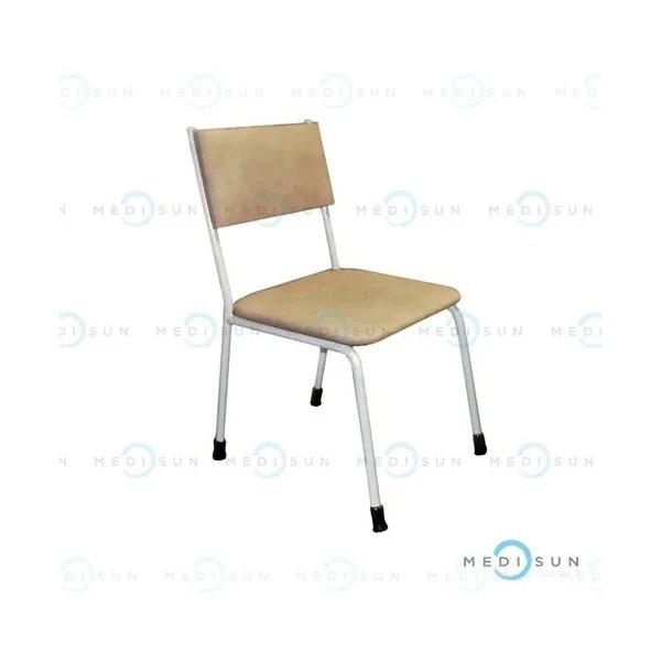 Стул медицинский для врача (стул со спинкой стационарный) СД Завет