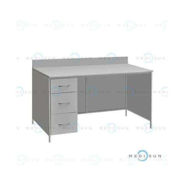 Стол лабораторный, стол письменный для врача с выдвижными ящиками СЛ-001.03 Завет
