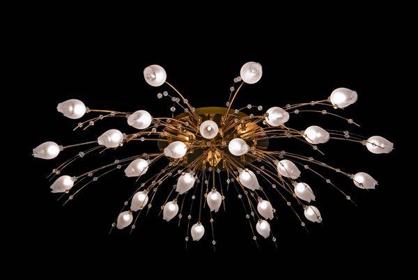 Купить Люстры для натяжных потолков г.Сумы, бра, точечные светильники, настенные светильники, светодиодные ленты, светодиодные лампы.