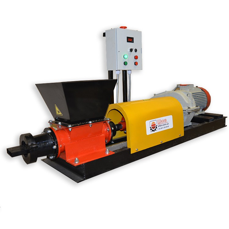 Buy Presses for bricketing of wood processing wastes