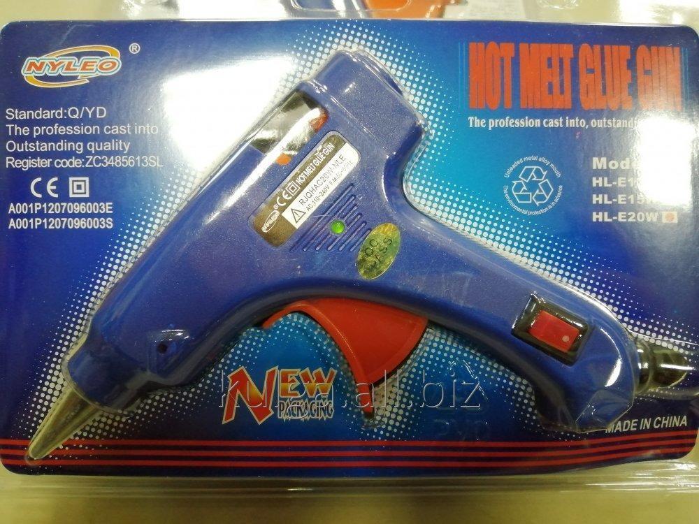 Клеевой пистолет Nyleo HL-E20W (7mm)