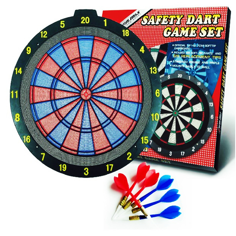 Купить Дартс безопасный WinMax SAFETY G054 18 дюймов