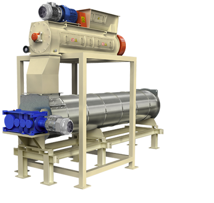 Buy Combined feed production equipment