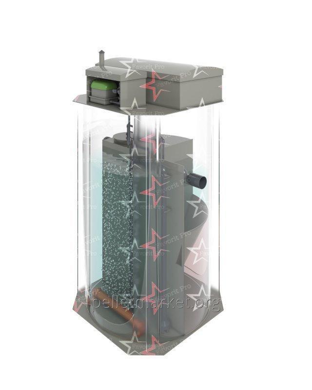 Септик. Биологическая очистка сточных вод  Favorit Pro 10H 1,8 м3/сутки