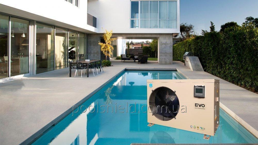 Тепловой насос для бассейна EVO EP-50