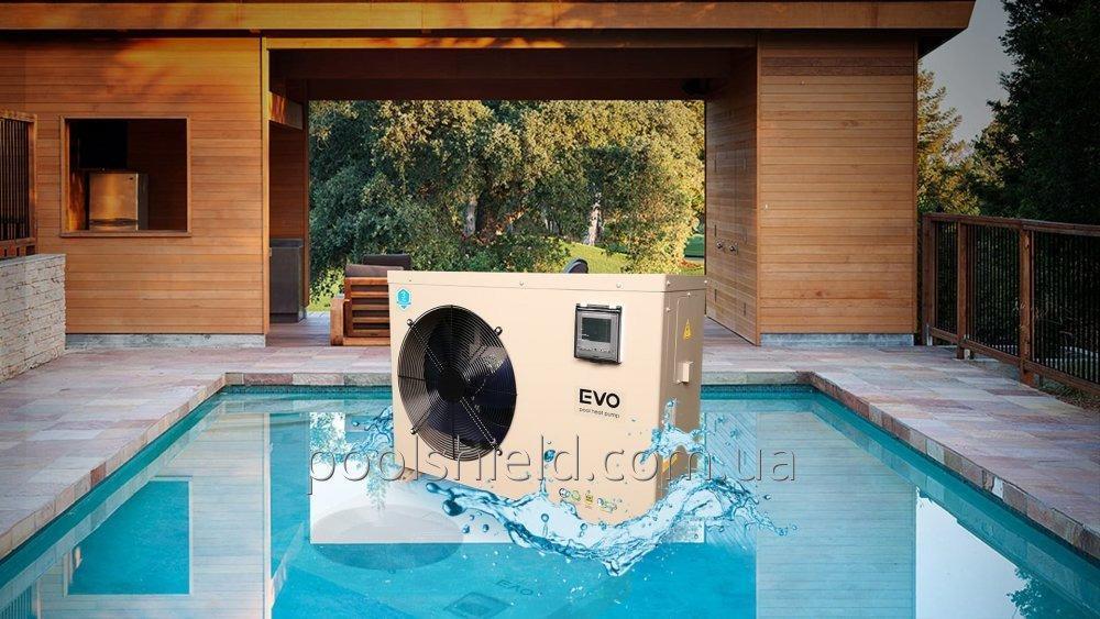 Heat pump for EVO EP-120 pool