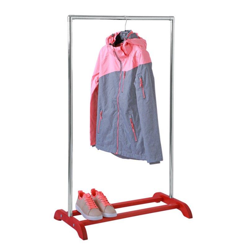 Рейл для одежды Fenster Аккорд Красный