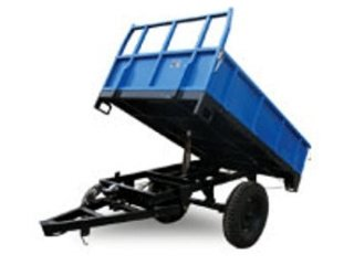 Продажа прицепов в Беларуси, купить новые тракторные.