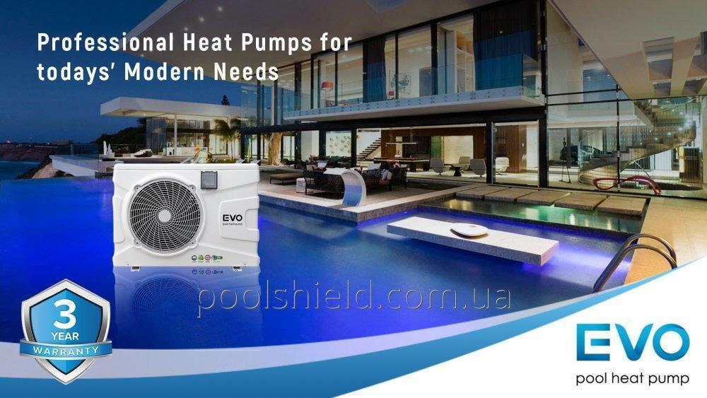 Тепловой насос для бассейна EVO EP-95P