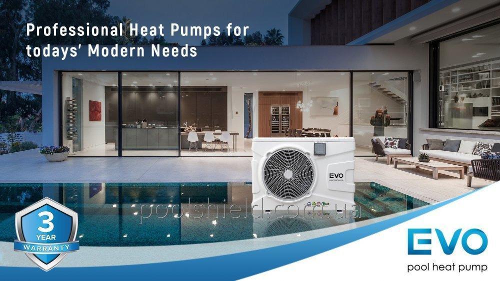 Тепловой насос для бассейна EVO EP-150P