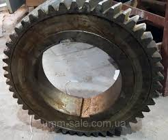 Тихоходное колесо редуктора поворота