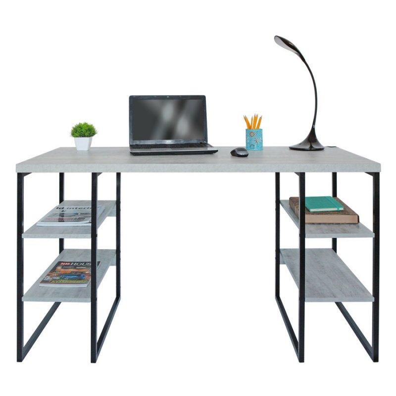 Компьютерный стол Fenster Вега 4 75,5x140x60 столешница Урбан