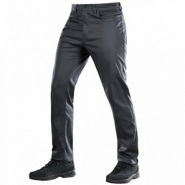 Купить M-Tac брюки Street Tactical Flex с тефлоновой пропиткой dark grey