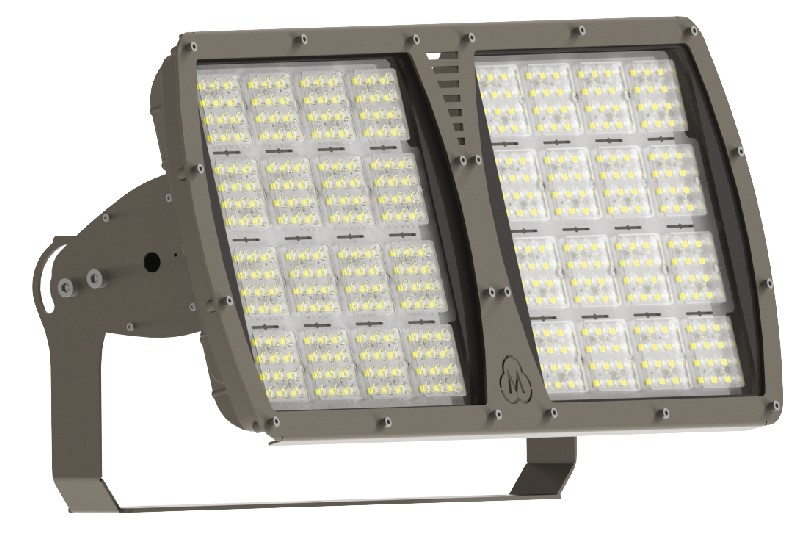 Açık LED FLASHLIGHT YÜKSEK KALİTE 25-30 W