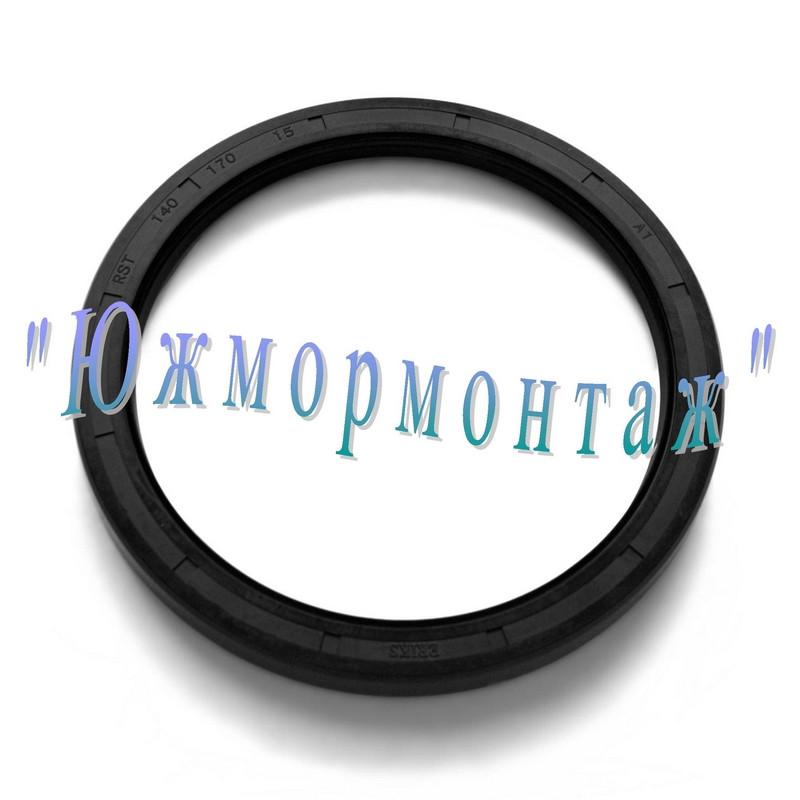 Манжета резино-армированная (сальник) 140*170*15